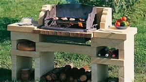 construire un barbecue dans son jardin With construire son barbecue exterieur