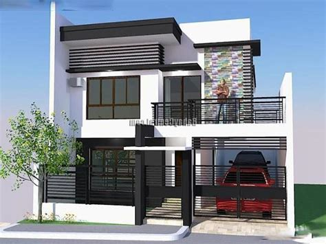 Fabulous Zen Type House Design Modern Home Designs