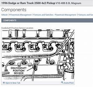 Dodge Ram Crank Sensor Symptoms