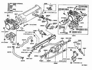 Toyota 4 Runner Truckrn101l-trlsea - Tool-engine-fuel