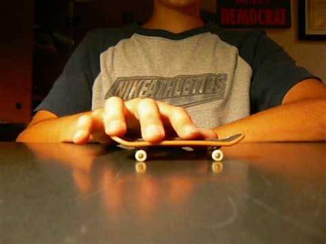 tech deck trick getting started tech deck ollie tutorial for beginners