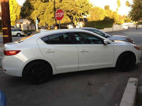 acura ilx custom wheels spoon cr 93 17x et tire size 215 45 r17 et