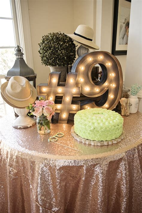 karas party ideas girly glam photo booth birthday party