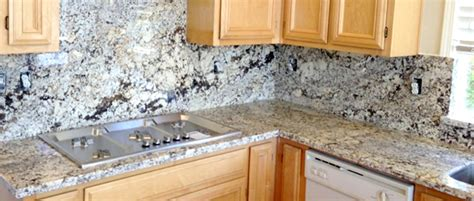 Granite Backsplash by Granite Tile Backsplashes Artistic Kitchen And Bath