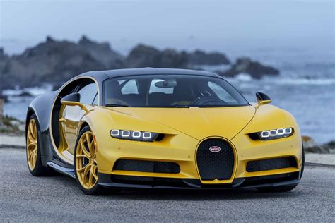 Of the 500 bugatti chirons scheduled for production. First Bugatti Chiron Delivered to U.S. Owner Has Black ...