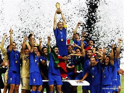 Italy Football Team 2006 Cup Soccer Italian