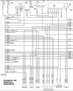 Volkswagen 2000 - Diagramas Control Del Motor