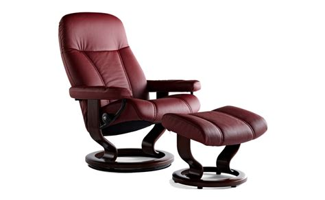 Stressless Diplomat Recliner Sale by Stressless Consul Fairhaven Furniture
