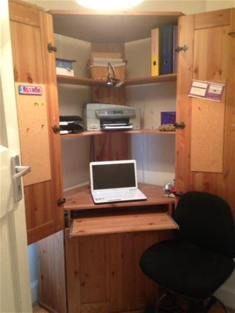 ikea alve bureau ikea alve corner workstation office chair for sale in