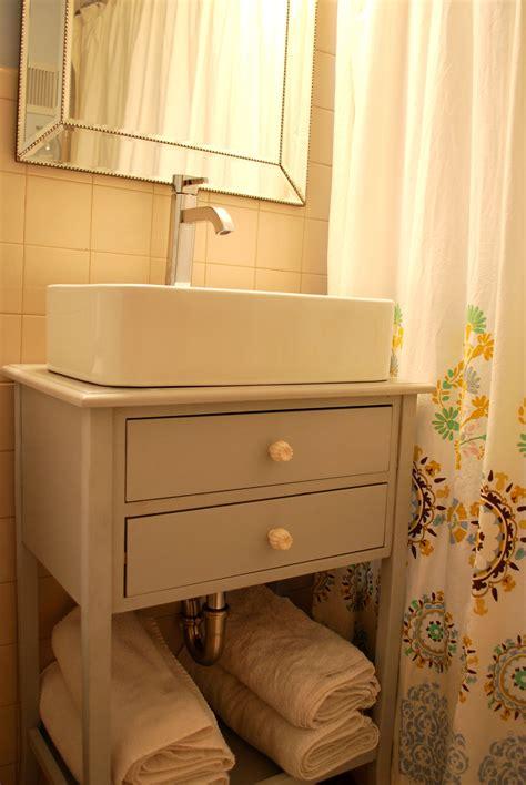 bathroom sink   diy small