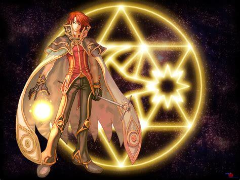 Ragnarok Online Wallpaper: Wizard - Minitokyo