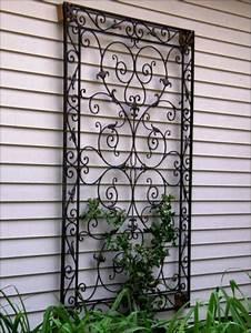 Outdoor wall art exterior decoration home constructions