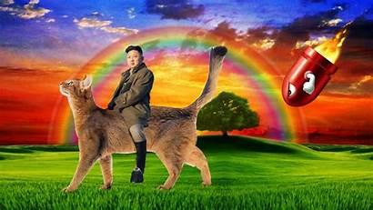 Kim Jong Un Disgusting Korea North Background