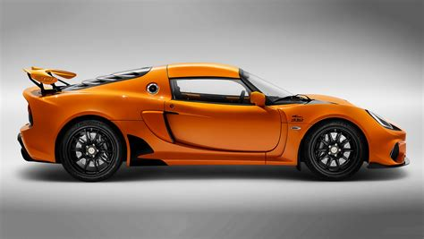 New Lotus Exige 20th Anniversary special edition launched ...