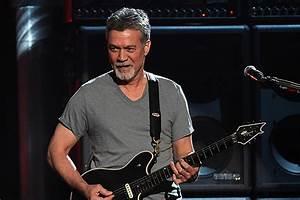 Eddie Van Halen Facetimes With Terminal Prostate Cancer