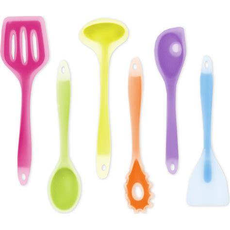 walmart kitchen utensils in kitchen 6 kitchen utensil set walmart
