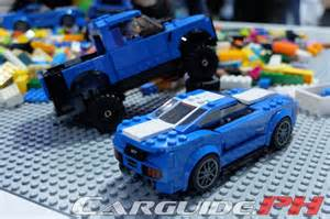 LEGO Sets 2017 Ford Speed Champions