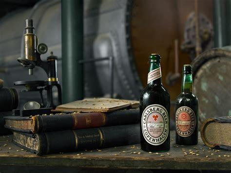 carlsberg research laboratory brews  beer  yeast