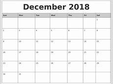 June 2019 Free Monthly Calendar