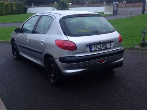 small peugeot cars for sale 2001 peugeot 206 for sale for sale in borrisoleigh