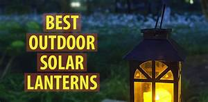 Best Outdoor Solar Lanterns
