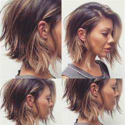 idã e de coupe de cheveux le carré dégradé 85 photos pour trouver la meilleure coupe de cheveux