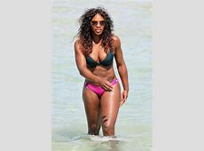 South Celebrities Sport Star Serena Williams In Hot