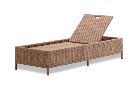 chaise amazon amazon com strathwood griffen all weather wicker chaise