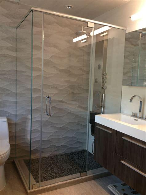 Frameless Shower by Semi Frameless Shower Door Bathroom