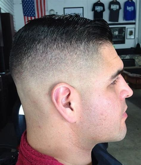 high tapered fade mens hair styles pinterest