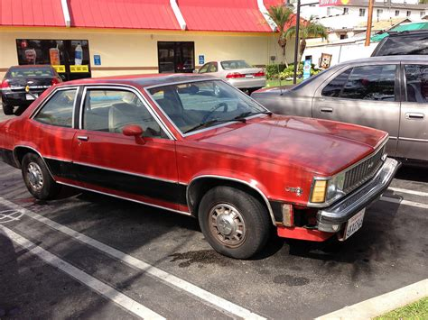 curbside classic  chevrolet citation  club coupe