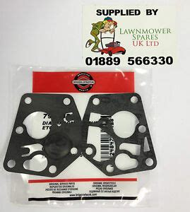 briggs stratton 450 series 148cc briggs stratton 450 series 148cc petrol engine carburetor gasket kit 795083 ebay