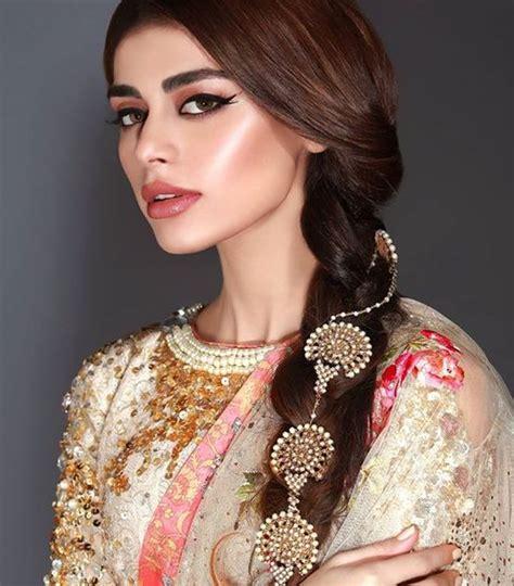 Indian Bridal Hairstyles   Arabia Weddings