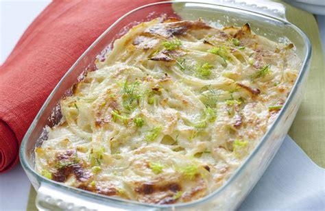 cuisiner du fenouil frais gratin de fenouil au jambon léger recettes légères