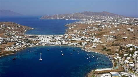 Ornos Beach In Mykonos Island The Best Beaches In Mykonos