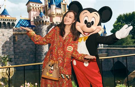gucci unveils  adorable mickey mouse capsule collection  celebrate  chinese  year