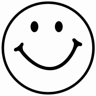 Coloring Face Happy Smiley Smiles Pages Smile