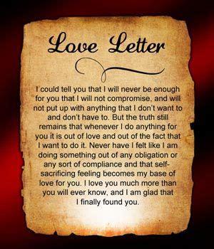 short love letters    relaties romantische