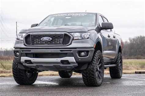 Ford Ranger Leveling Kit by 2 5in Leveling Kit For 2019 4wd Ford Ranger 50100