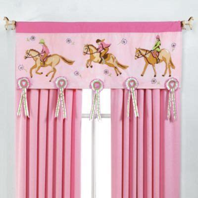 emma girls room decor horses horse show girls valance kids decorating ideas home decor