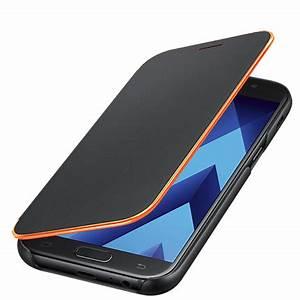 Samsung Galaxy A5 2017 Original Neon Flip Wallet Cover