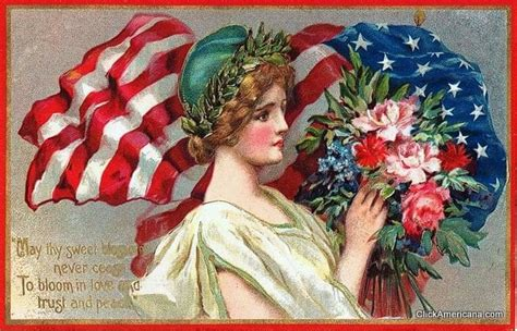 Vintage Memorial Day Postcards  Click Americana