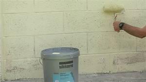 peindre un mur exterieur en 11 etapes With peinture crepi exterieur parpaing
