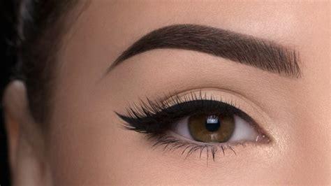 perfekte make up farbe finden perfekte augenbrauenformen schritt f 252 r schritt anleitung diy zenideen