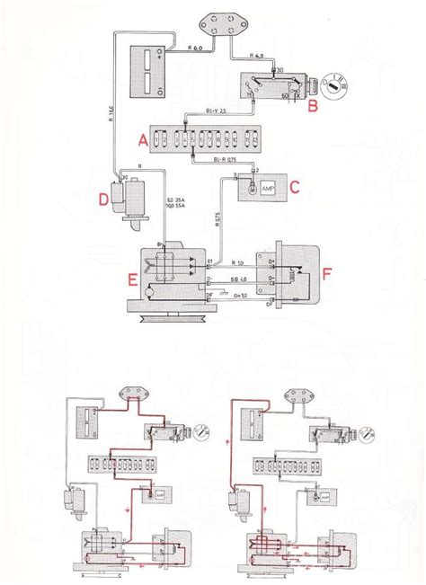 volvo 240 1975 wiring diagrams wiring harness