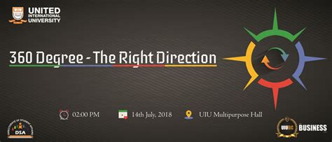degree direction united international university uiu