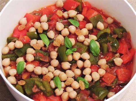 cuisine pois chiche recettes de salade de pois chiche 4