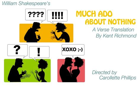 much ado about nothing modern adaptation come see our fall production of much ado about nothing the park players