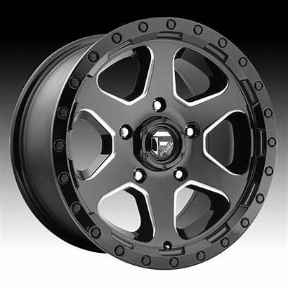 Fuel Wheels Ripper Rims Truck D590 Wheel