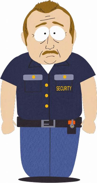 Security Guard Civil Park South Servants Adults